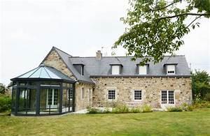 Extension Maison Ancienne : extension veranda sur maison ancienne veranda ~ Louise-bijoux.com Idées de Décoration