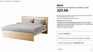 Das Neue Bett Braunschweig : malm bett designer streitet sich mit ikea w v ~ Bigdaddyawards.com Haus und Dekorationen