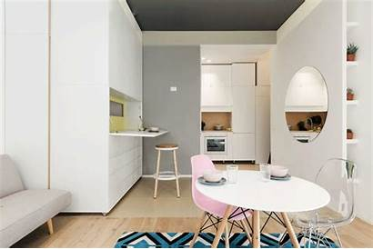 Apartment Wall Micro Movable Functional Milan Multi
