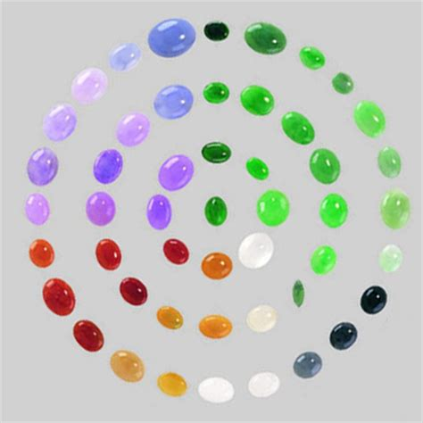 colors of jade jadeite jade jewelry 翡翠首饰