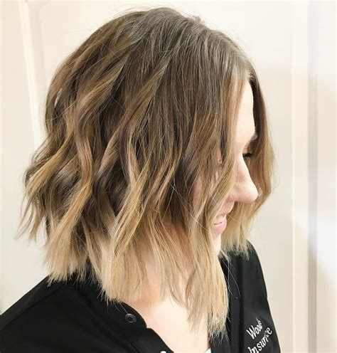 10 beautiful medium bob haircuts edgy looks shoulder