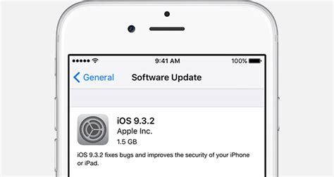 iphone software update update the ios software on your iphone or ipod