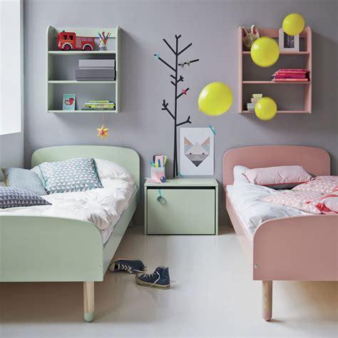 flexa play kids single bed  mint green bedroom decor