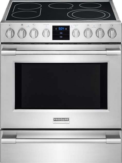 Frigidaire Professional Kitchen Package FPSS2677RF Side by