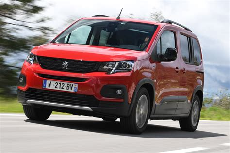 peugeot rifter review pictures auto express