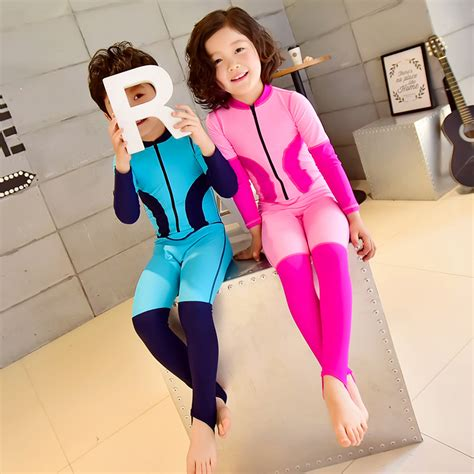 baju renang perempuan children age 2 15 years clothes 2017 boys sports