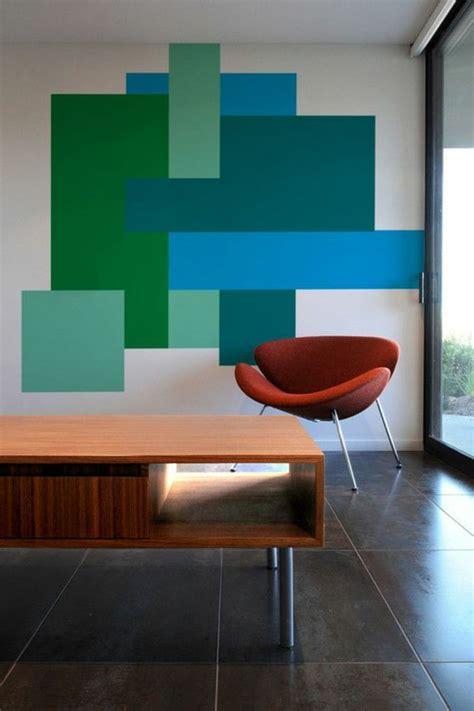 peindre un mur de couleur 1001 id 233 es pour votre peinture murale originale