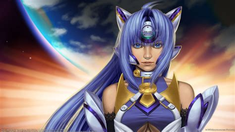 1920x1080 Px Anime Anime Fantasy Purple Xenosaga High