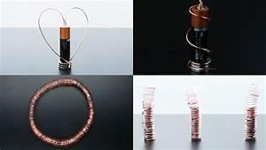 Spinning Battery Motor