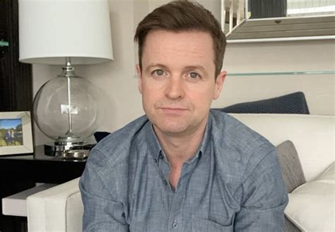 Ant and Dec's Saturday Night Takeaway host Declan Donnelly ...