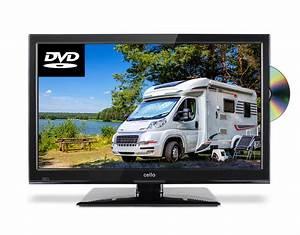 22 U201d Full Hd Traveller Tv With Dvd  U0026 Satellite Tuner