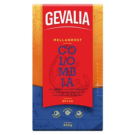 Gevalia Colombia malet kaffe 450g   DeliCo   Kaffe på nätet