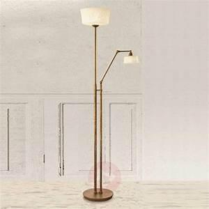 floor lamp alessio with reading arm lightsie With floor reading lamp ireland