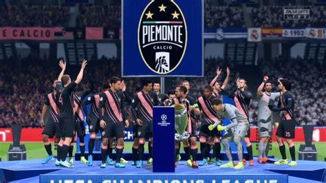 FIFA 20 Gameplay | FINAL UEFA Champion League | Juventus ...