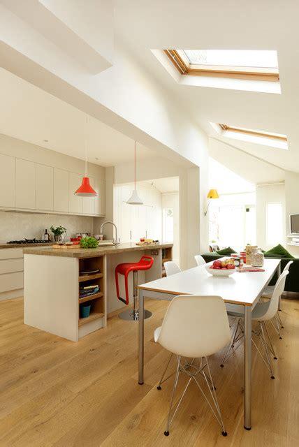 Contemporary Kitchen, Wimbledon, London Contemporary