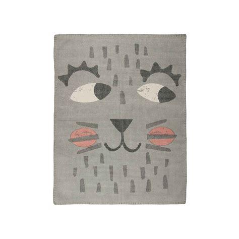 tenture murale pour enfant motif chat ralph chez nattiot