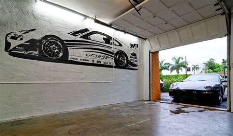porsche garage decor in search of garage art porsche posters rennlist