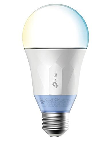 kasa smart wi fi led light bulb by tp link tunable white import it all