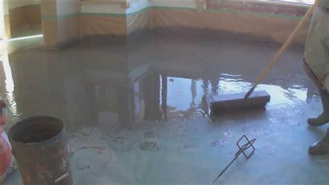 concrete subfloor preparation  installing laminate