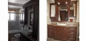 armoire chambre de bain With modele de chambre de bain