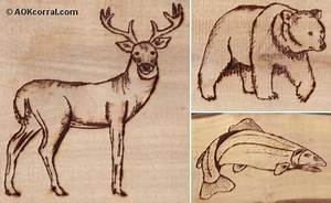 DIY Wood Design: Know More Beginner wood burning patterns