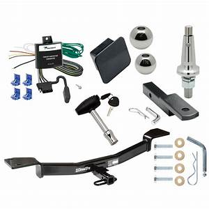 Trailer Tow Hitch For 05  Wiring Draw Bar Kit