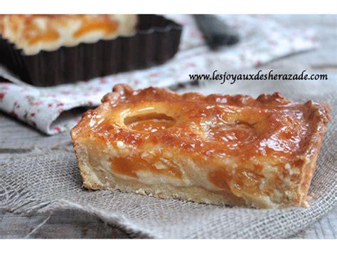 cuisine algerienne recette ramadan tarte aux abricots