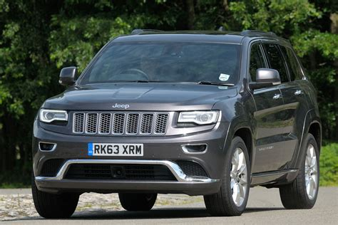 New Jeep Grand Cherokee 2018 Pictures Auto Express