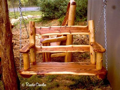 incredible log furniture project ideas