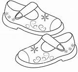 Coloring Shoes Printable Sheets Shoe Kid Template Drawing Ecolorings Colouring Sheet Silhouettes Origami Drawings Jojo Siwa sketch template