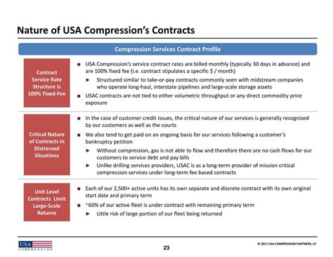 Usa Compression Partners (usac) Presents At Citi Mlp