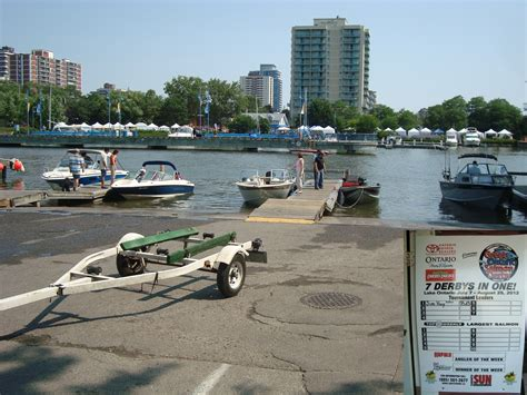 Public Boat Launch Mississauga topca parks