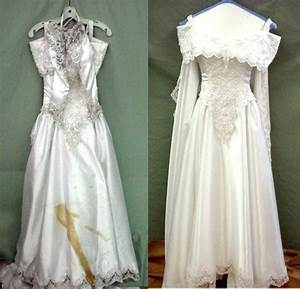 preserving your dream wedding dress dry cleaning and With cleaning wedding dress