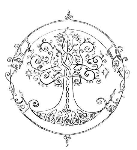 les  meilleures idees de la categorie tatouage arbre de