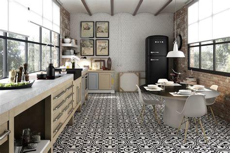 Carrelage Noir Et Blanc Cuisine Carrelage Cuisine Murs Et Sol Quels Designs Et Couleurs