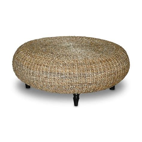 Riau Round Coffee Table