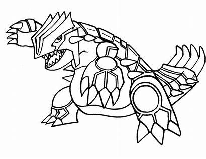 Pokemon Coloring Type Fire Pages Printable Rock