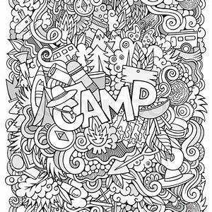 Cartoon sketchy cute doodles hand drawn illustration. Line ...