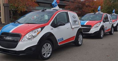Dominos Pizza Cars by For The Transit Fans Vehicle Profile Dominos Dxp