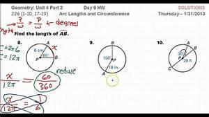 Worksheet Unit 10 Circles Homework 5 Tangent Lines