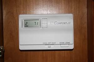 Rv Comfort Thermostat Communications Error