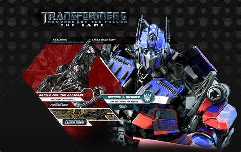 Transformers The Game Free Pc Game Full Version ~ Full