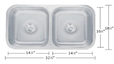 standard kitchen sink size kitchen sinks sizes standard size double sink bathroom