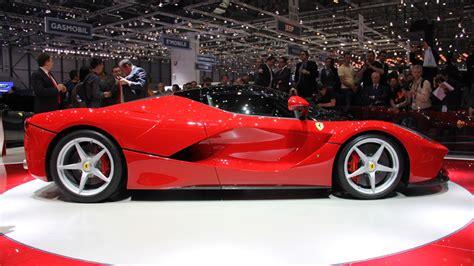 Ferrari Laferrari Electric Hybrid Supercar