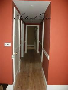 idee de couleur pour un couloir maison design bahbecom With couleur de peinture pour un couloir