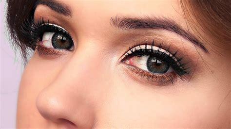 makeup  grey eyes youtube