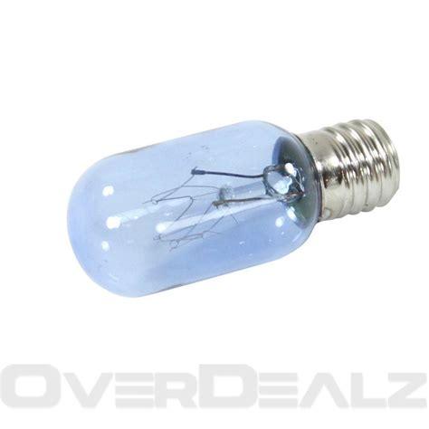 genuine 297048600 frigidaire refrigerator light bulb l