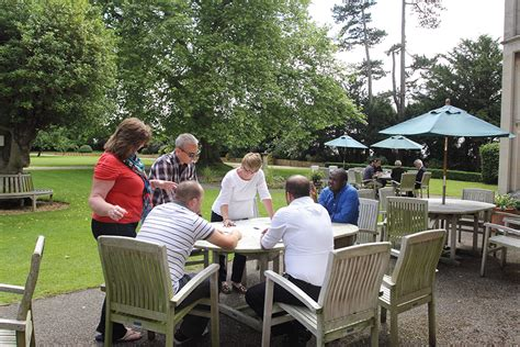 Outdoor Space Northampton  Team Building  Highgate House