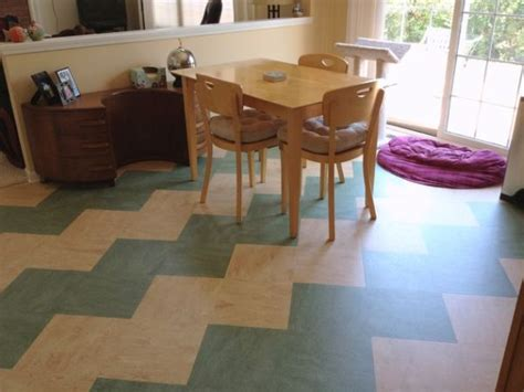 vinyl flooring zig zag how to incorporate geometric designs into your home