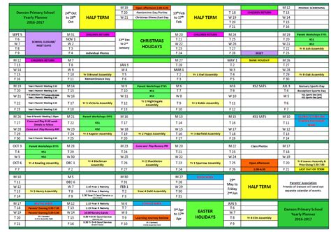 home design classes yearly planner
